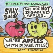 Talking About disAbility/People First Language